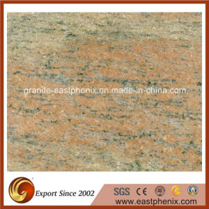 Polished Ivory Indian Granite Tile for Wall Tile pictures & photos