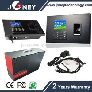 Cheap Biometric Time Card Fingerprint Time Attendance System pictures & photos