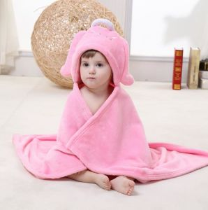 Infant Flannel Blanket / 3D Stereoscopic Cloak/ Angel pictures & photos