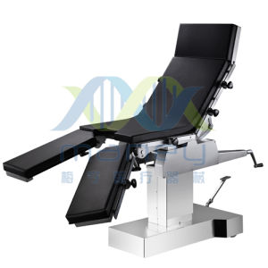 Hospital Medical Electric Operation Table with X-Raying (MNMOT3008) pictures & photos
