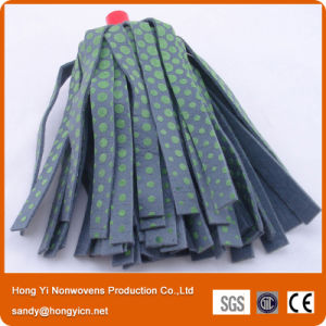 Printed Needle Punched Nonwoven Fabric Mop Head