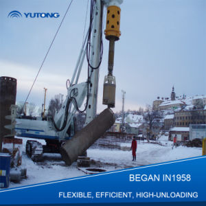 Yutong Max Drilling Depth 54m Rotary Drilling Rig