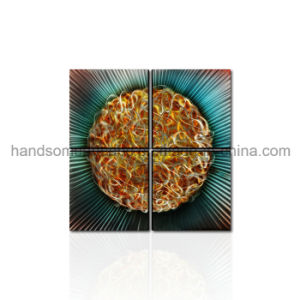 3D Abstract Circle Design for Metal Wall Decor pictures & photos