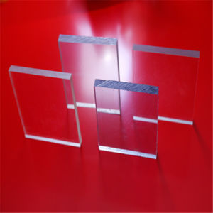 UV Transparent Polycarbonate Sheet for Window Rain Awning pictures & photos