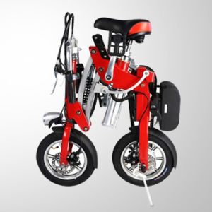 New Item Factory Supply Folding 12 Inch Electric Bike pictures & photos