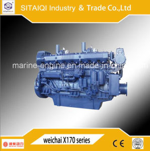 Weichai X6170zc Series Marine Diesel Engine with CCS Certifficate pictures & photos