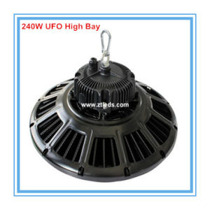 Philips 3030 UL Meanwell Driver 240W LED UFO High Bay Light pictures & photos