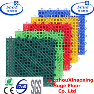 Multi Use Colorful Sport Court Flooring Surface pictures & photos