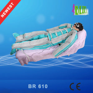 Far Infrared Pressotherapy Body Drainage Shaping Slim Suit/ Lymphatic Drainage pictures & photos