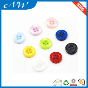 Available in Various Color of Plastic Shirt Button