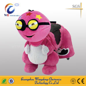 Qualtiy Assrued Electric Stuffed Animal Rides for Children pictures & photos