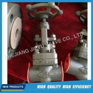 Forged Steel A105 Cl800 Nps1/2 Globe Valve pictures & photos