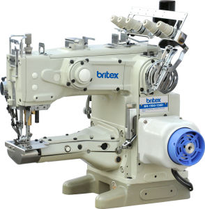 Br-1500-156D Feed -up-The Arm Automatic Thread Cutting Interlock Sewing Machine (direct drive) pictures & photos