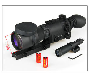 Tactical Airsoft Hunting Night Vision Rifle Scope for Outdoor Cl27-0010 pictures & photos