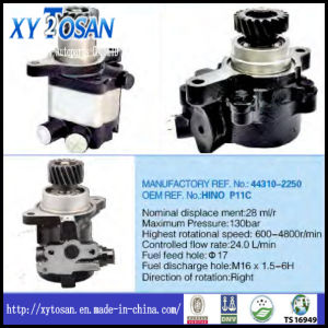 Power Steering Pump for Hino P11c 44310-2250 (ALL MODELS) pictures & photos