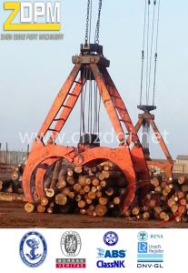 Electric Wood/Log/Timber Grab with Hight Efficency pictures & photos