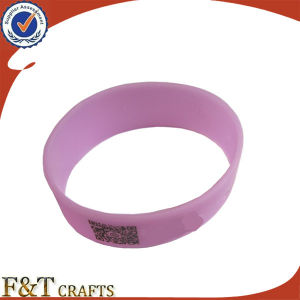 Wholesale Silicon Bracelet Color From China pictures & photos
