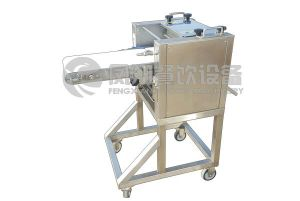 Mini Type Squid Ring Slicing Machine pictures & photos
