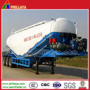 Cement Powder Wheat Flour Silo Bulk Cement Tank Semi Trailer pictures & photos