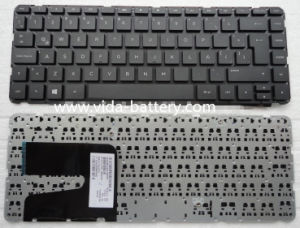 Latin La Layout Keyboard for HP Pavilion 14-E 14e Black pictures & photos