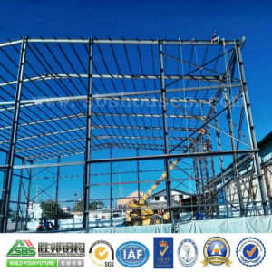 Prefab Steel Frame Construction Warehouse in Venezuela pictures & photos