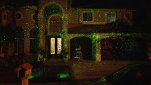Outdoor Dazzling Holiday Decoration Light Laser Garden Lights Waterproof with Remote Control pictures & photos