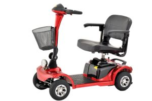 Mini Mobility Scooter-Four Wheels Small Scooter Emw42b pictures & photos