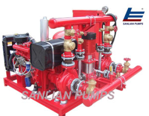 Multistage Centrifugal Water Pump (DL) pictures & photos