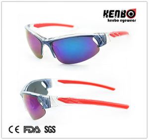 Fashion Sports Sunglasses with Nice Colors for Man, UV400 CE FDA Ks-Lx9906 pictures & photos