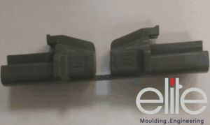 PA66 Plastic Slot Fasteners Parts and Mould