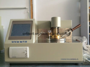 Auto Pensky Martens Closed Cup Flash Point Test Equipment (TPC-3000) pictures & photos