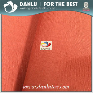 100%RPET 190t Pongee Fabric with PU Coating for Lining, Umbrella pictures & photos
