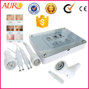 Photon Micro Current Skin Tightening Needle Free Mesotherapy Beauty Machine pictures & photos