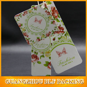 Fancy Hang Tags Dir Cutting (BLF-T094) pictures & photos