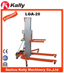 LGA-20 Material Lift by Hand with 6m Height (LGA-20)