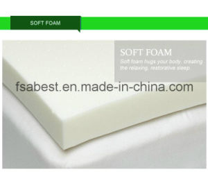 Love Luxury Folding Latex Foam Mattress ABS-2802 pictures & photos