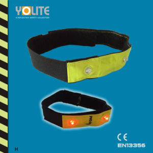 Reflective LED Armband/Wristband with CE En13356 pictures & photos