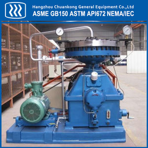Industrial Diaphragm Piston Gas Compressor pictures & photos