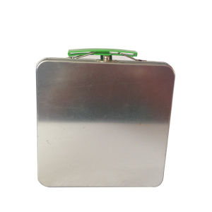 Sliver Lunch Tin Can Without Printing Sliver Tin Can pictures & photos