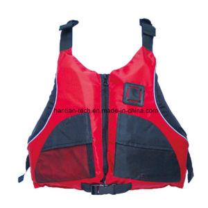 Terylene Oxford EPE Foam Kayaking Life Jackets pictures & photos