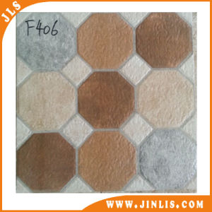 40X40cm Hexagonal Mosaic Rustic Matt Ceramic Floor Tiles pictures & photos