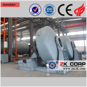 Zk15 New Type Granulator for Ceramic Sand Production pictures & photos