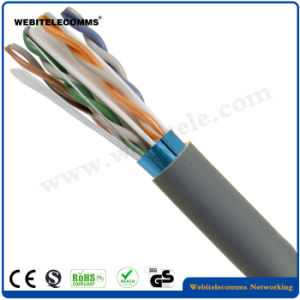 F/UTP Shielded CAT6 LAN Cable for Data Communication pictures & photos