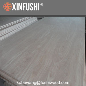 Ribbed Birch Plywood for Europen Market pictures & photos
