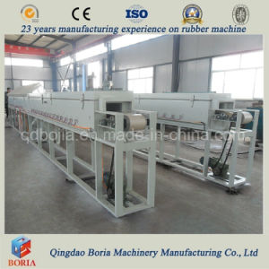 Rubber Continuous Vulcanizing Extrusion Line pictures & photos