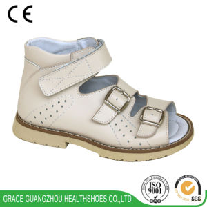 Grace Ortho Cute Kids Orthopedic Shoes (4811353-2) pictures & photos