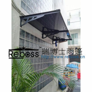 Polycarbonate DIY Canopies/ Sunshade / Gazebos/ Shelter for Windows & Doors (MAX2000A-L) pictures & photos