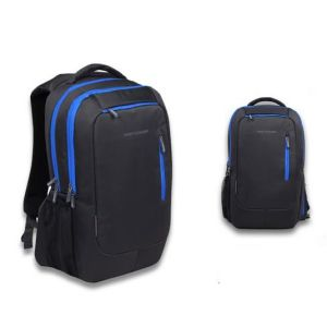 Fashion 600d Polyester Travel School Handbag Bag Laptop Backpack