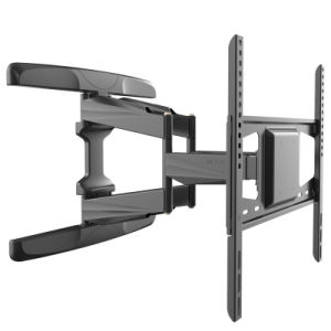 37inch-60inch Low Profile Articulating LED TV Bracket Mount (PSW952M-A) pictures & photos