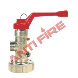 Wheeled Dry Powder Fire Extinguisher Valve, Xhl01012 pictures & photos
